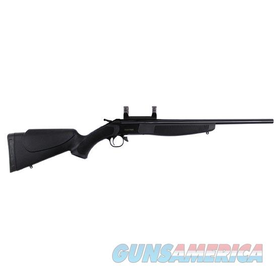 CVA HUNTER 20GA BLUED BLK RIFLED SLUG CR5805  Guns > Shotguns > C Misc Shotguns
