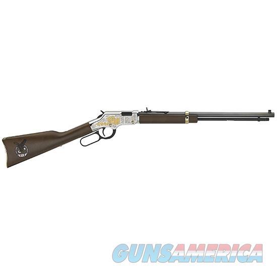 Henry Golden Boy Fratern Order Of Eagles 22Lr 20 H004FOE  Guns > Rifles > H Misc Rifles