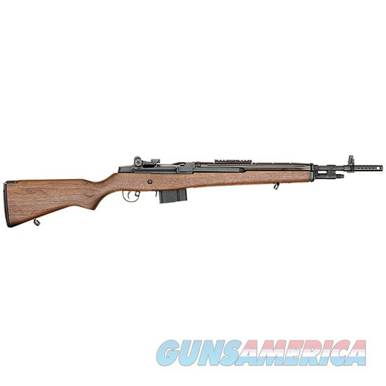 SPRINGFIELD ARMORY M1A SCOUT SQUAD 7.62 WLNT AA9122CA  Guns > Rifles > Springfield Armory Rifles > M1A/M14