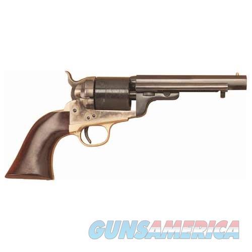"Cimarron Firearms 1851 Richards-Mason .38Spl 5.5"" Fs Cc/Blued Walnut CA926  Guns > Pistols > C Misc Pistols"