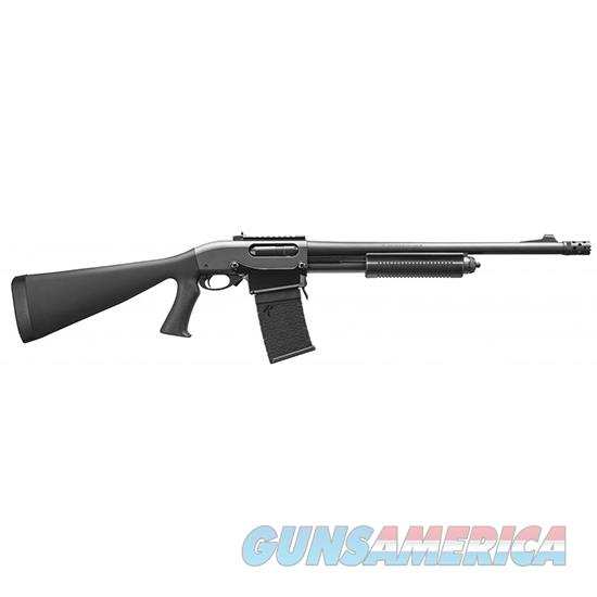 "Remington 870 Dm Tactical 12Ga. 3"" 6Rd 18.5"" Rc Ghost Ring Syn 81360  Guns > Shotguns > R Misc Shotguns"