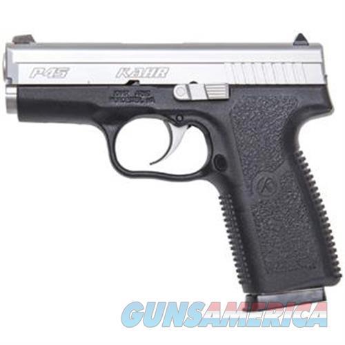 "Kahr Arms P45 45Acp 3.5"" Poly/Ss 6Rd KP4543  Guns > Pistols > K Misc Pistols"