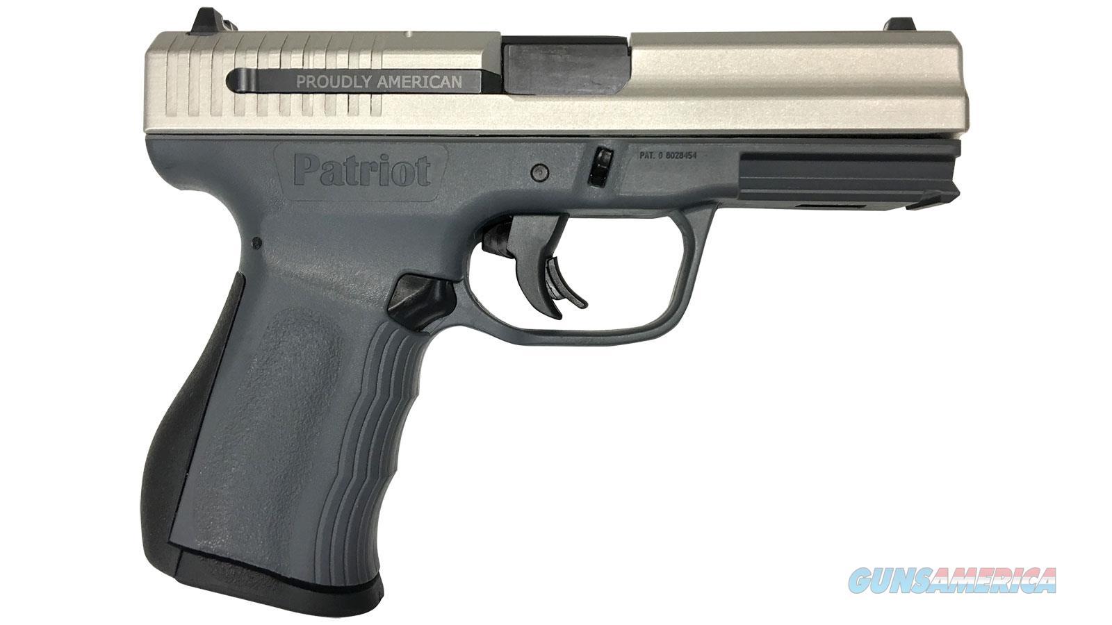 "Fmk Firearms Patriot 9Mm 4"" 14Rd Ss Sli FMKG9C1G2PS  Guns > Pistols > F Misc Pistols"