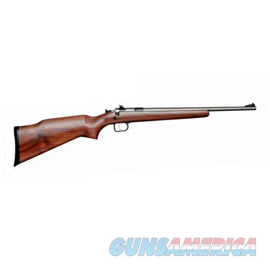 Crickett, Keystone 22Wmr Ss 22Mag Adult Stock KSA2500  Guns > Rifles > C Misc Rifles
