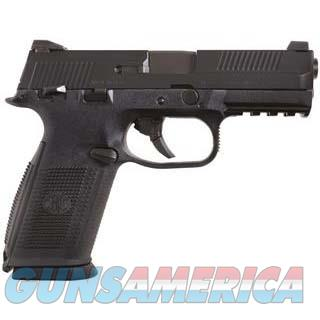 FN MANUFACTURING FNS-9 DA MS BLK/BLK 17RD-3 66925  Guns > Pistols > FNH - Fabrique Nationale (FN) Pistols