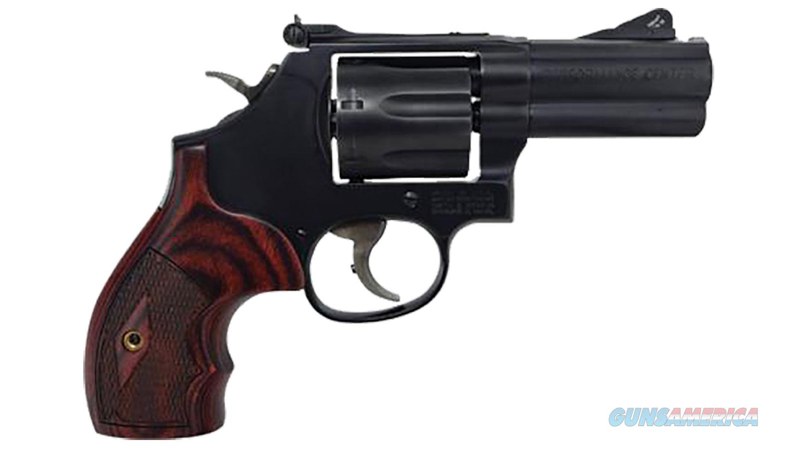 Talo 586 L-Comp 38Spl +P 357Mag 3 Ported Fos SW 170170  Guns > Pistols > TU Misc Pistols