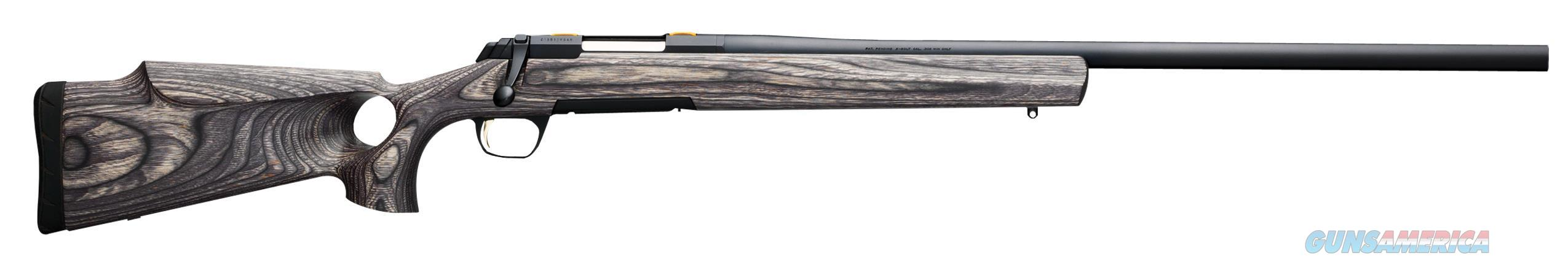 BROWNING XBOLT ECLIPSE 223REM VARMINT NS 035338208  Guns > Rifles > Browning Rifles > Bolt Action > Hunting > Blue