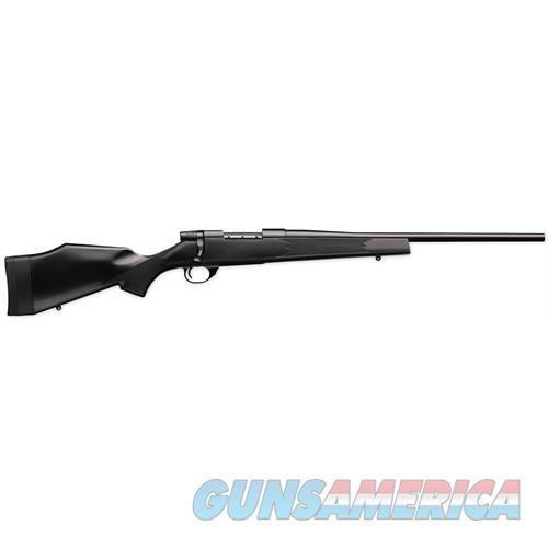 """Weatherby Vyt7m8rr0o Vanguard Synthetic Compact Bolt 7Mm-08 Remington 20"""" 5+1 Synthetic Black Stk Blued VYT7M8RR0O  Guns > Rifles > W Misc Rifles"""
