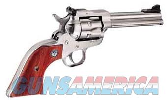 RUGER SINGLE SIX 22-22MAG 4-5/8SS AS 0627  Guns > Pistols > R Misc Pistols