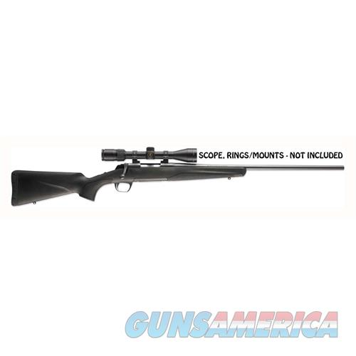Browning X-Bolt Composite Stalker 6.5 Creedmoor Ns Dt Black Syn 035201282  Guns > Rifles > B Misc Rifles