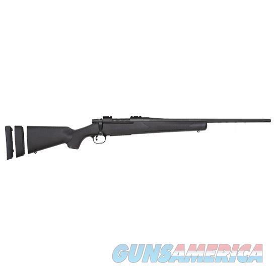 Mossberg Patriot 243Win 20 Spr Bantam Syn Blued 27839  Guns > Rifles > MN Misc Rifles