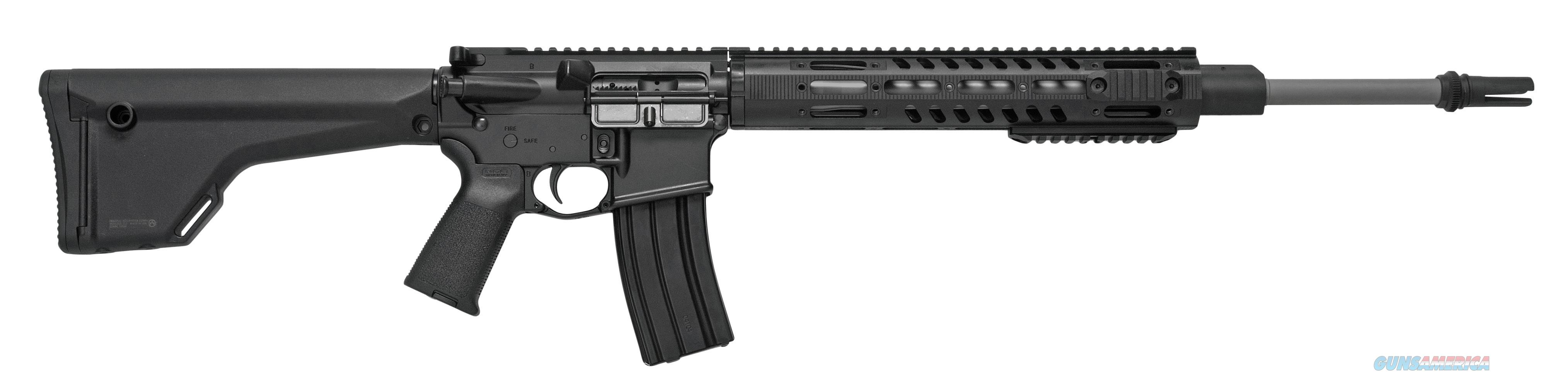 "Dpms 60546 Tpr (Tatical Precision Rifle) Enhanced Tactical Semi-Automatic 223 Remington/5.56 Nato 20"" 30+1 Magpul Moe Rifle Stock Black Stock Black/Stainless Steel 60546  Guns > Rifles > D Misc Rifles"
