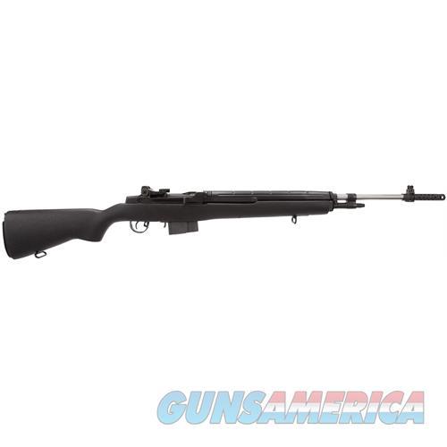 Springfield Armory M1a Super Match 308Win Ss Blk Mcmillan SA9804  Guns > Rifles > S Misc Rifles
