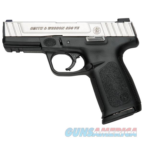 Smith & Wesson Sd9ve 9Mm 10Rd 10.5# Trig 123902  Guns > Pistols > S Misc Pistols