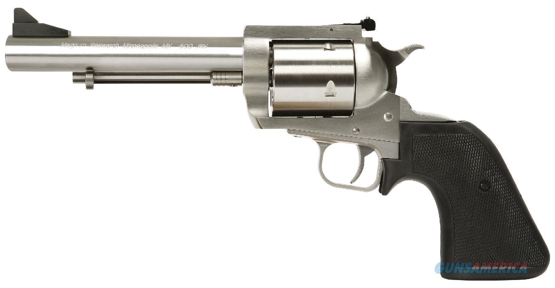 Mr Bfr 500Jrh 7.5 Ss BFR500JRH7  Guns > Pistols > MN Misc Pistols