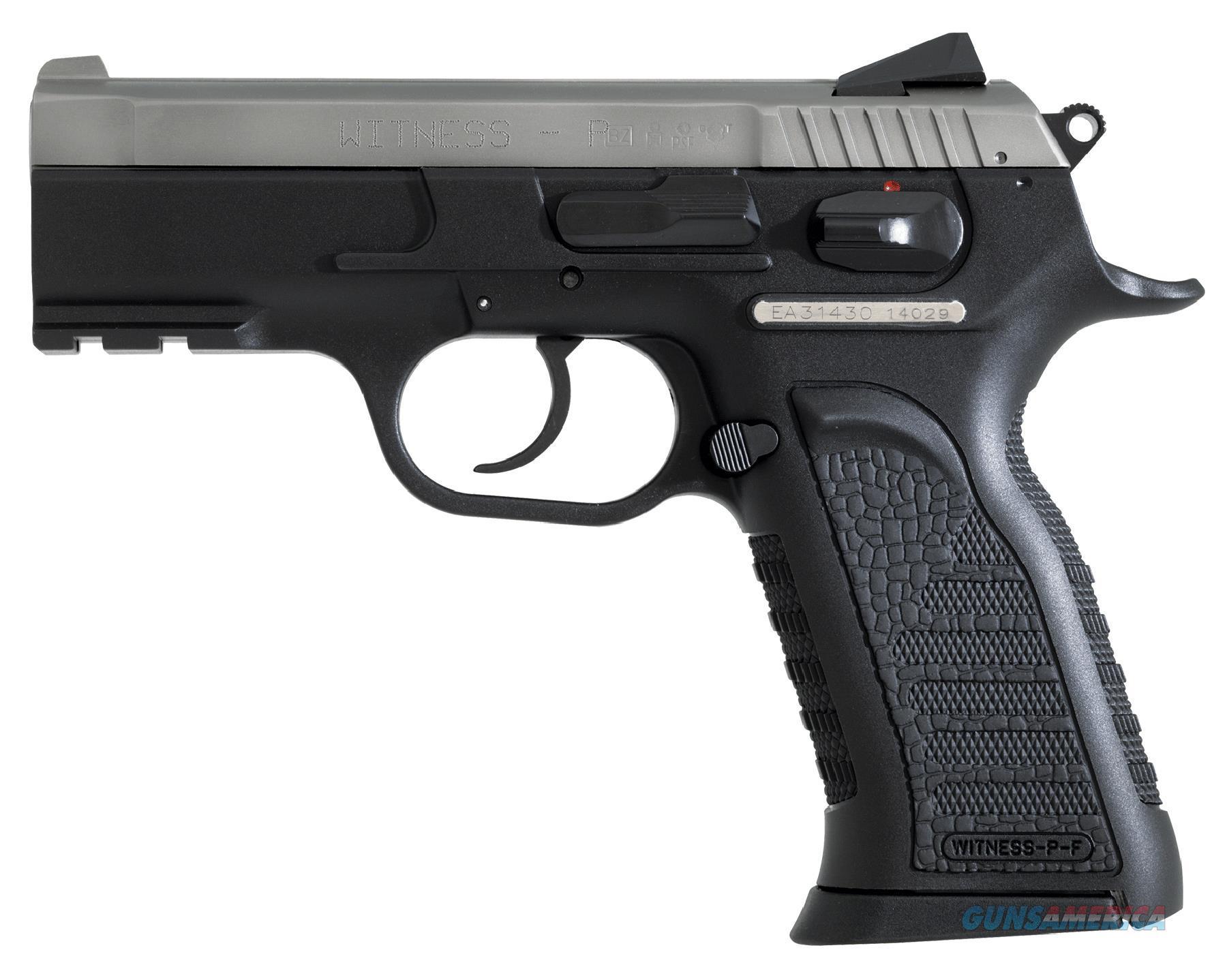 "Eaa 600247 Witness Polymer Carry Da/Sa 40S&W 3.6"" 14+1 Blk Syn Grip Ss 600247  Guns > Pistols > E Misc Pistols"