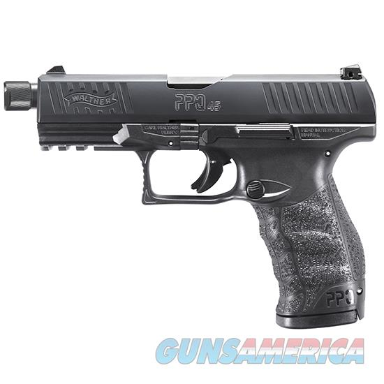 Walther Arms Ppq M2 45Acp 4.9 Sd 12Rd 2829231  Guns > Pistols > W Misc Pistols