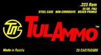 Tulammo Rifle Ammunition TA223550, 223 500rds  Non-Guns > Ammunition
