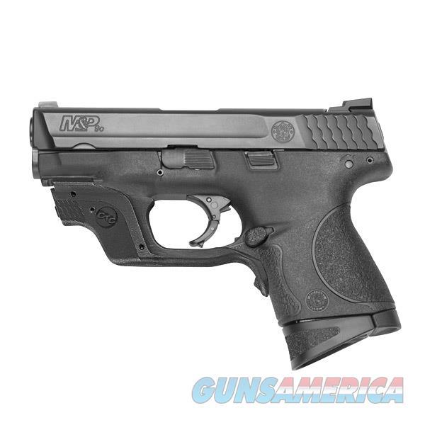 S&W M&P 9 Compact W/Ct Green Laserguard? 3 1/2'' Bbl 12Rd 10176  Guns > Pistols > S Misc Pistols