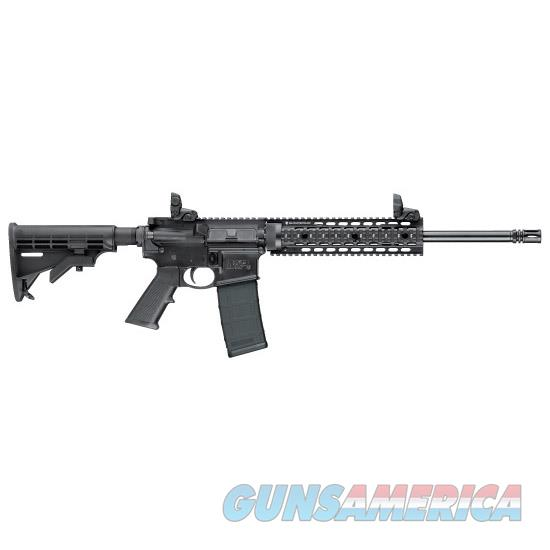 "SMITH & WESSON M&P15T 223 16"" 30RD BLK 811041  Guns > Rifles > Smith & Wesson Rifles > M&P"