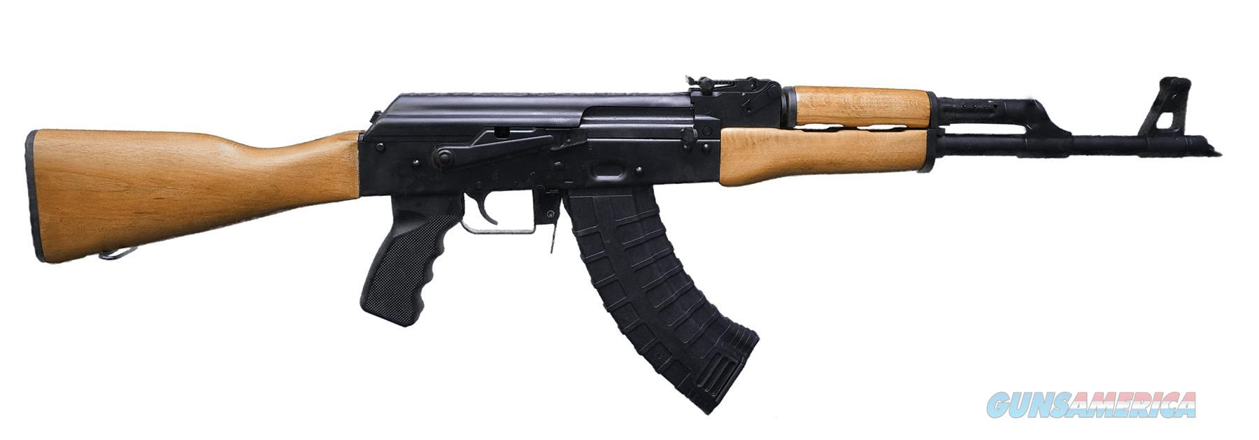 """Red Army Standard Ri2403n Ras47 Semi-Automatic 7.62X39mm 16.5"""" Mb 30+1 Wood Stk Black Nitride RI2250-N  Guns > Rifles > C Misc Rifles"""