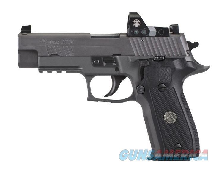Sig Sauer P226 9Mm    Blk Ns 10Rd  226R9legionrx / 226R-9-LEGION-RX  Guns > Pistols > S Misc Pistols