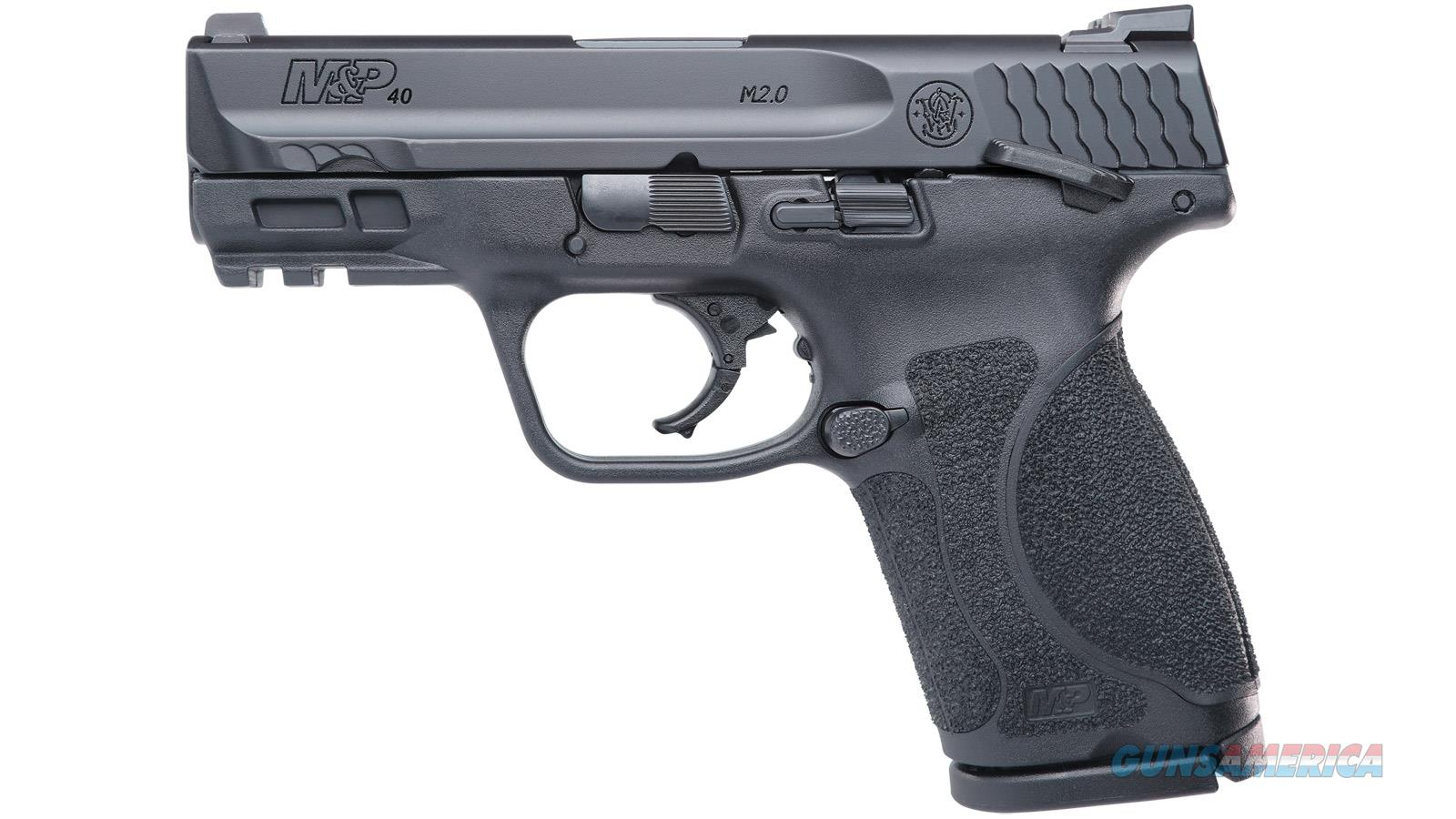 "Smith & Wesson M&P40 M2.0 Cmpt 40Sw 3.6"" 11695  Guns > Pistols > S Misc Pistols"