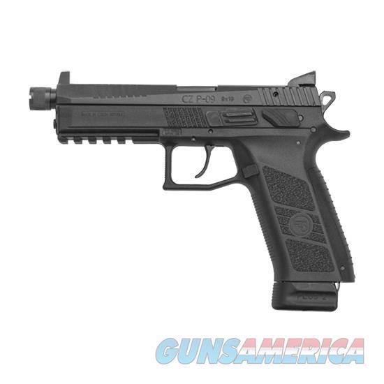 Czusa P-09 9Mm Blk High Ns Suppressor Ready 21Rd 91270  Guns > Pistols > C Misc Pistols