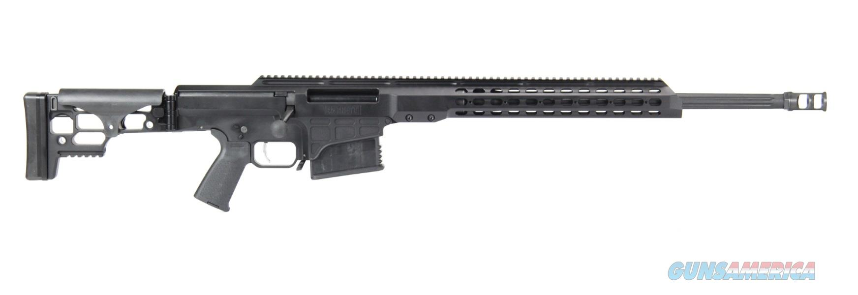 "Mrad 6.5Cr Blk 24"" 10+1 14441  Non-Guns > Iron/Metal/Peep Sights"