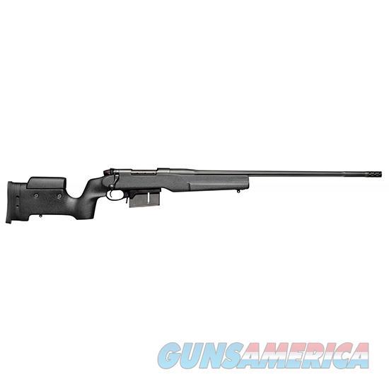 Weatherby Mkv Tacmark 6.5-300 28 Blk Matte Fluted MTCM653WR8B  Guns > Rifles > W Misc Rifles