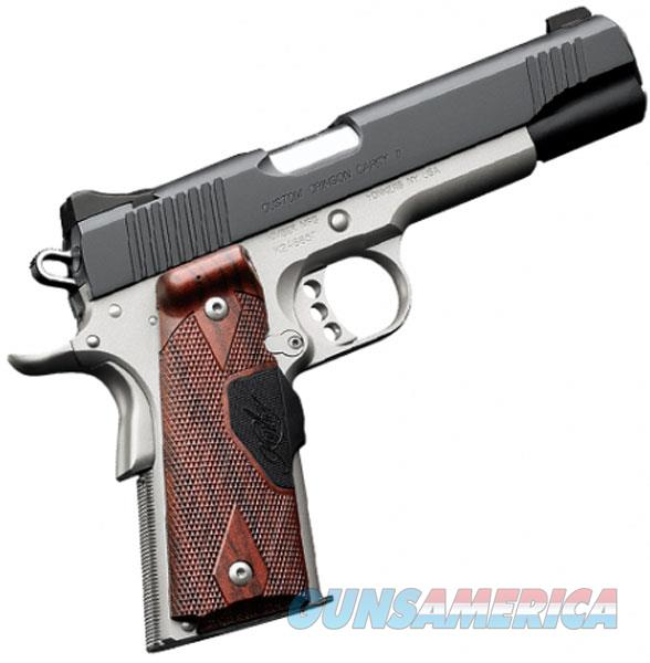 Kimber 45Acp Custom Crimson Carryii KIM3200189  Guns > Pistols > K Misc Pistols
