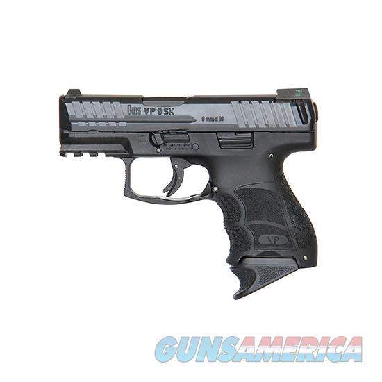 Heckler & Koch Vp9sk 9Mm Subcompact Ns (3) 10Rd Mags 700009KLE-A5  Guns > Pistols > H Misc Pistols