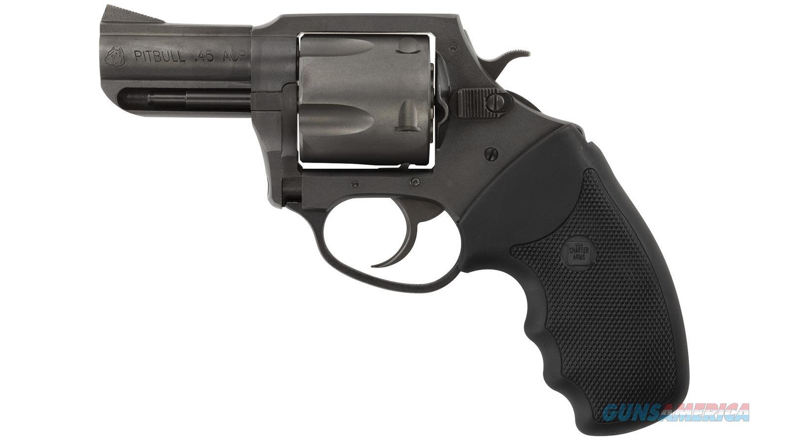"Charter Arms Pitbull 45Acp 2.5"" 5Rd Dbl 64520  Guns > Pistols > C Misc Pistols"