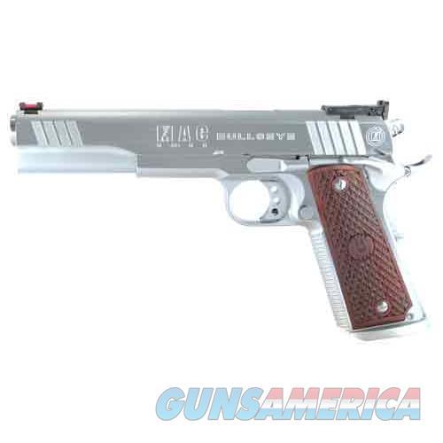 "Metroarms Bullseye 1911 .45Acp 6"" As 8-Shot Hard Chrome Wood M19BE45C  Guns > Pistols > MN Misc Pistols"