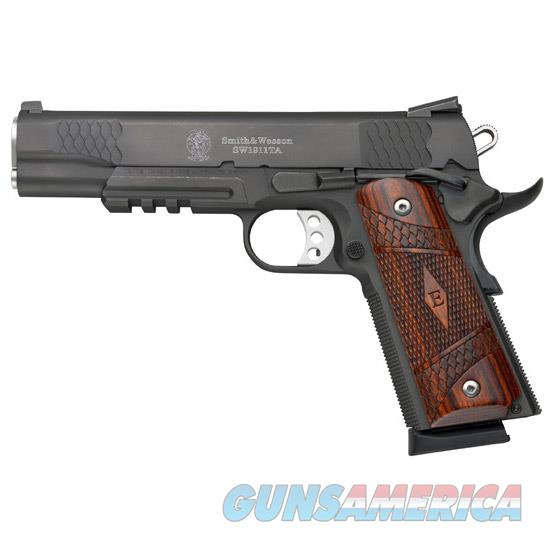 Smith & Wesson 1911Ta 45Acp E Series Ss Blk Melonite 8Rd 108409  Guns > Pistols > S Misc Pistols