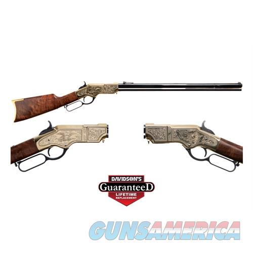 Henry  Original  Deluxe 3Rd Ed. .44-40Wcf Engraved H011D3  Guns > Rifles > H Misc Rifles