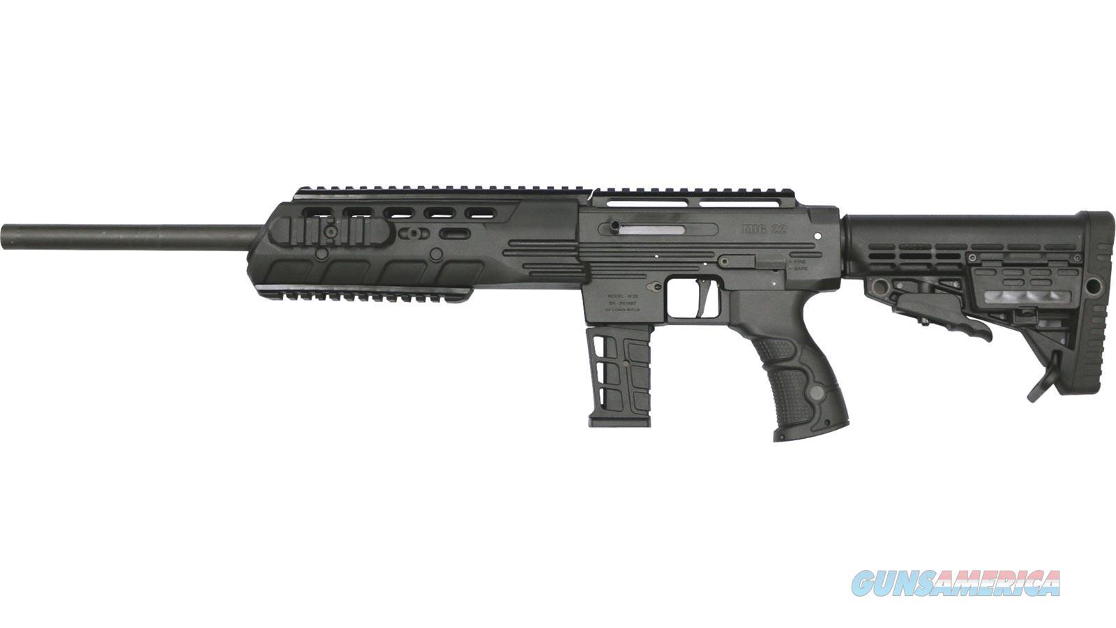 "Armscor Mig 22 Tact 22Lr 16.25""15Rd 51188  Guns > Rifles > A Misc Rifles"