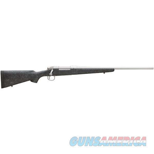 "Remington Firearms 84276 700 Mountain Ss Bolt 7Mm-08 Rem 22"" 4+1 Synthetic Black Stk Stainless Steel 84276  Guns > Rifles > R Misc Rifles"