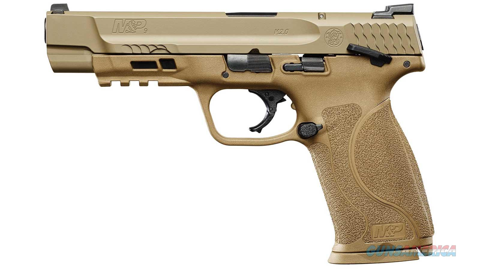 Smith & Wesson M&P 2.0 Fde 11537 11537  Guns > Pistols > S Misc Pistols