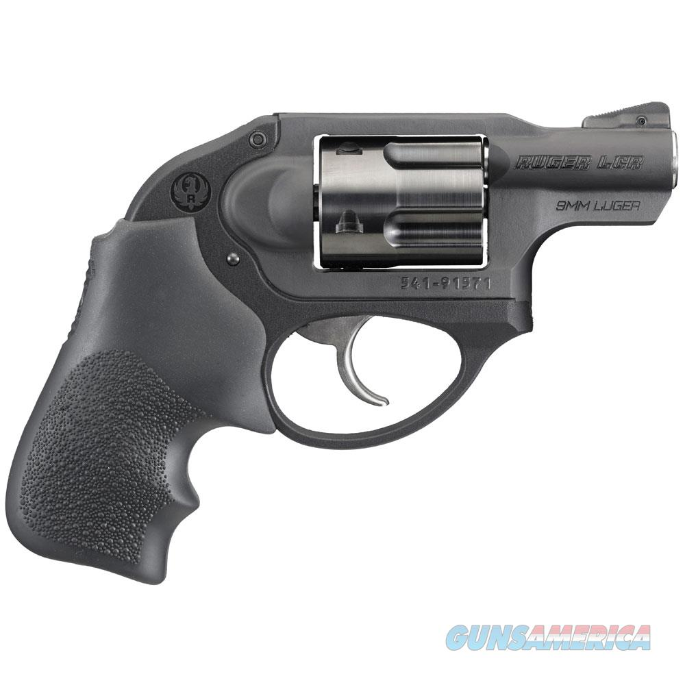 RUGER LCR 9MM 1.875 5456  Guns > Pistols > Ruger Double Action Revolver > LCR