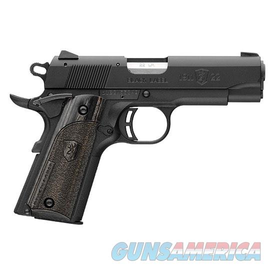 BROWNING BL 1911-22 CMPT 22LR 3.63 051815490  Guns > Pistols > Browning Pistols > Other Autos