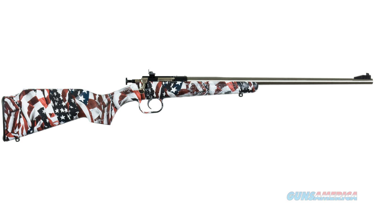 Ksa Crkt One Nation 22Lr 3169  Guns > Rifles > K Misc Rifles