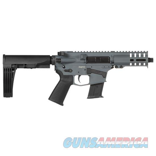 "Cmmg Banshee Pistol 5.7X28mm 5"" 20Rd Slate Mlok Brace 57A18CDCKS  Guns > Pistols > C Misc Pistols"