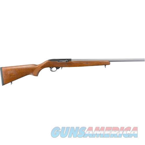 Ruger 10/22 Sporter .22Lr Blued/Stainless Birch 1237  Guns > Rifles > R Misc Rifles