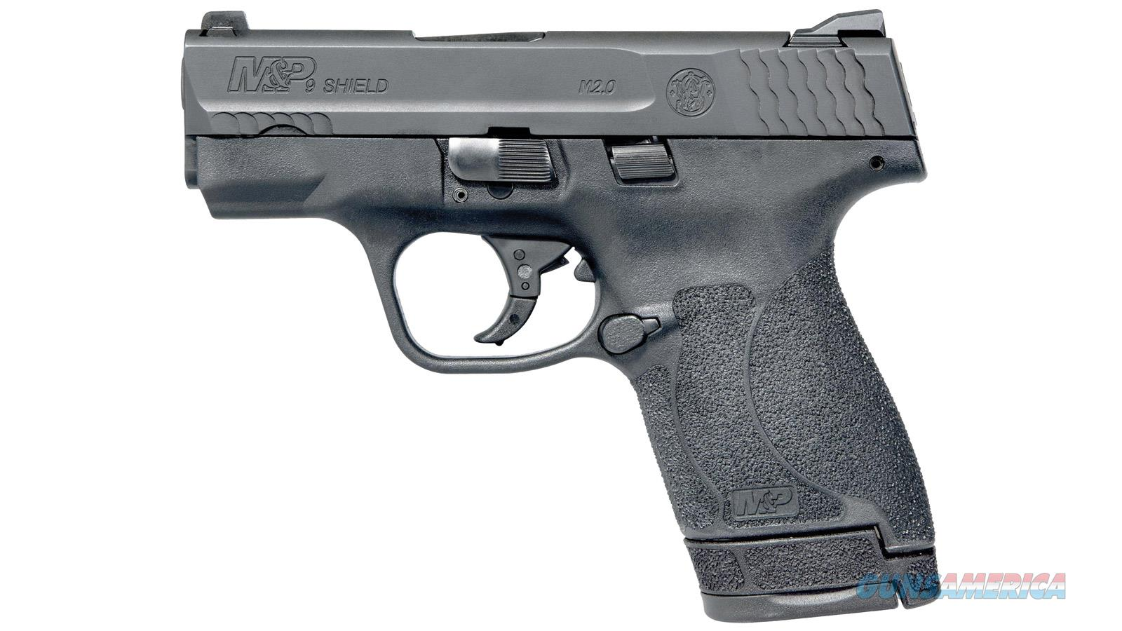 "Smith & Wesson M&P Shld M2.0 9Mm 3.1"" 8Rd 11809  Guns > Pistols > S Misc Pistols"