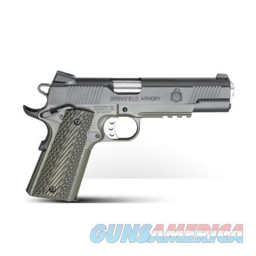 Springfield Armory Lw Operator 45Acp W/ Range Bag PX9116L18  Guns > Pistols > S Misc Pistols