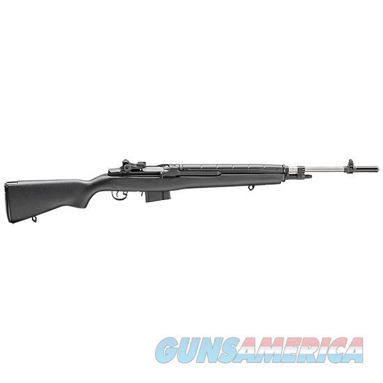Springfield Armory M1a Super Match Blk Ss 308Win Mcmillan Ca Le SA9804CA  Guns > Rifles > S Misc Rifles