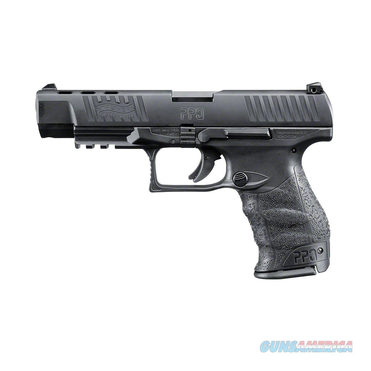 Walther Arms Ppq M2 40Sw 5 Blk 2 10Rd 2796105  Guns > Pistols > W Misc Pistols