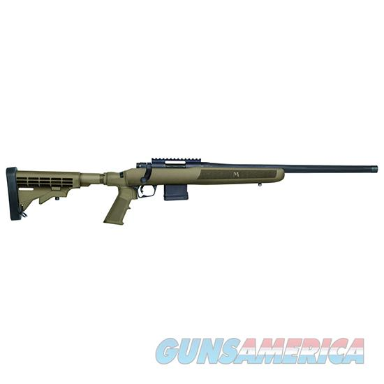 Mossberg Mvp Flex 308Win 18.5 Thrd Tan Adj Stock 27978  Guns > Rifles > MN Misc Rifles