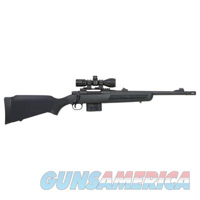 MOSSBERG FIREARMS MVP PATROL 7.62 TH B W/SP 27739  Guns > Rifles > Mossberg Rifles > MVP